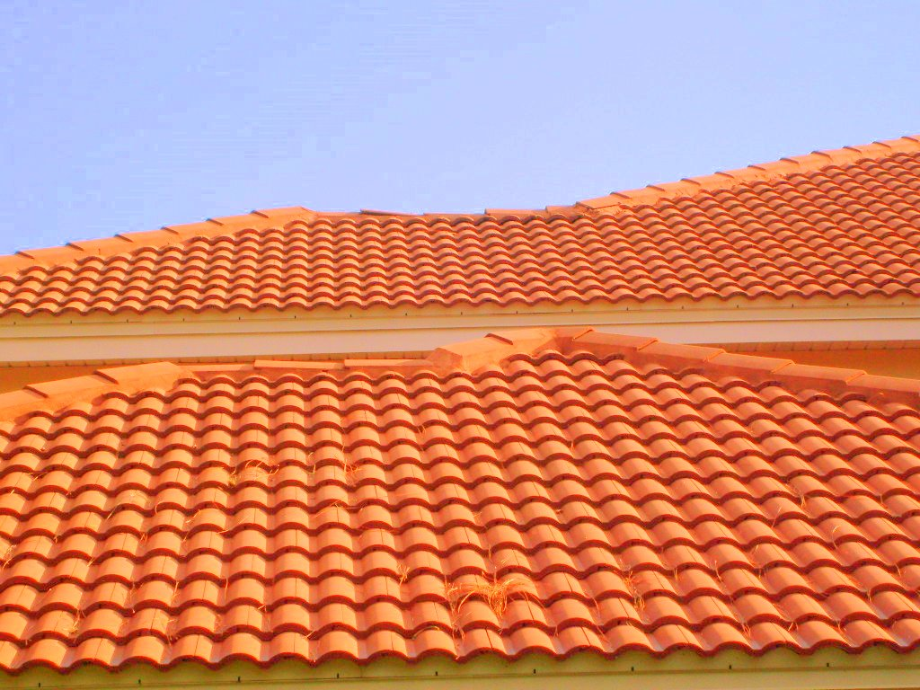 Saunders roofing company quality roofing since 1942 for Clay tile roofs